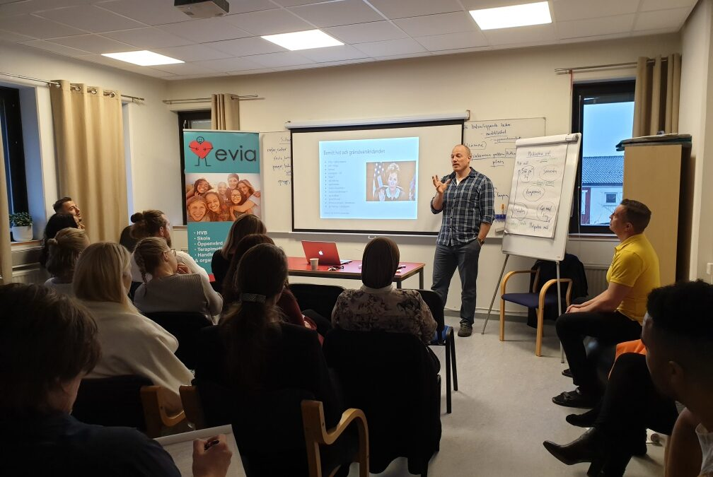 EVIAs vinterkonferens med fokus på konflikthantering
