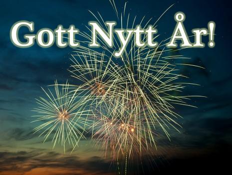 God fortsättning och Gott Nytt År!